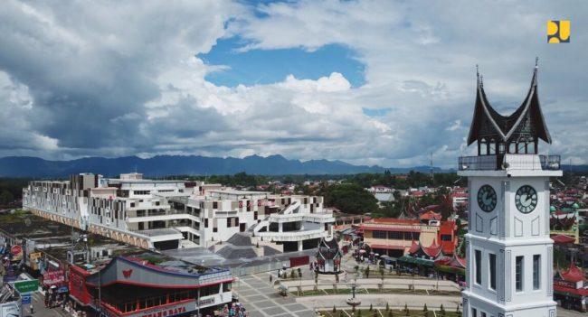Pemerintah Selesaikan Rekonstruksi Pasa Ateh Bukittinggi 113