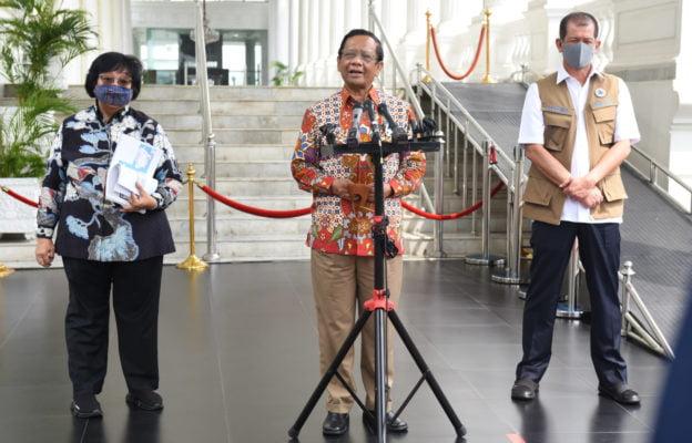 Pemerintah Siapkan Langkah Mitigasi dan Tindak Lanjut Penanganan Karhutla 109