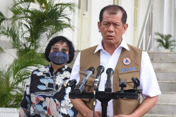 Sesuai Arahan Presiden, Yang Paling Penting Upaya Pencegahan Karhutla 101