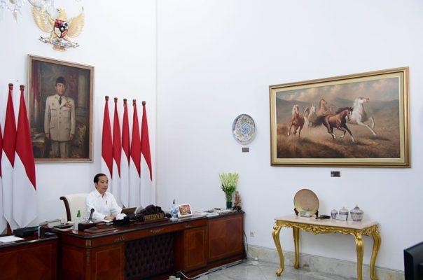 Presiden: Langkah Penanganan Covid-19 Harus Cepat, Tepat, dan Akuntabel 113