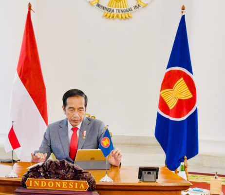 Presiden Jokowi Ikuti Pembukaan KTT Ke-36 ASEAN 101