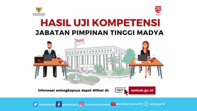 13 Peserta Berhak Ikuti Seleksi Wawancara JPT Madya Sekretariat Kabinet 113