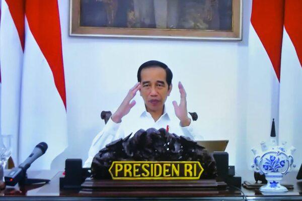 3 Arahan Presiden pada Komite Penanganan Pemulihan Ekonomi Nasional dan Covid-19 113