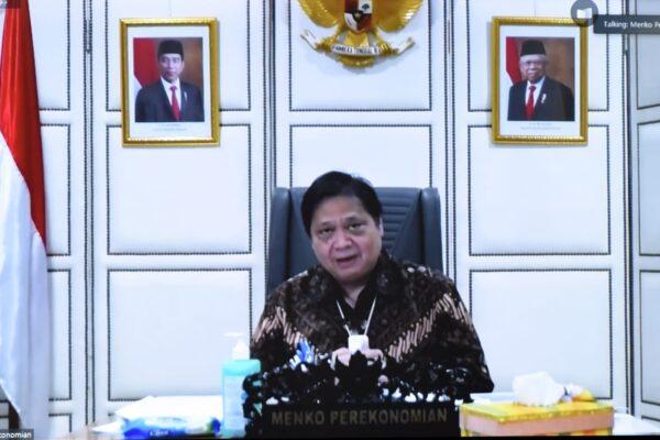 Airlangga : Komite Siapkan Program Indonesia Aman, Sehat, Berdaya, Tumbuh, dan Bekerja 109