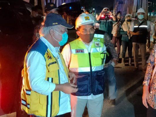 Komisi V DPR RI Optimis Jembatan Alalak Rampung Maret 2021 113