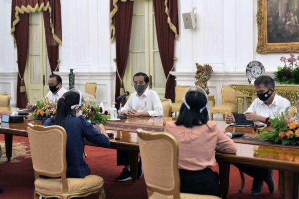 Bukan Hanya Alutsista, Presiden: Ketahanan Pangan Bagian Dari Pertahanan 113