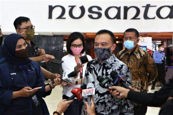 Dana APBN Kemenhan Masuk Rekening Pribadi, Sufmi Dasco Angkat Suara 113