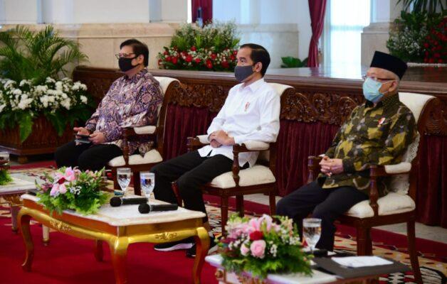 Presiden : Secepatnya Berikan Bantuan bagi Koperasi dan UMKM 113