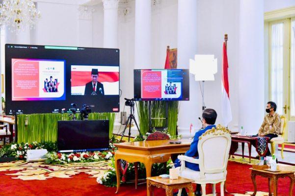 Inilah 4 Arahan Presiden kepada Forum Rektor Indonesia 113