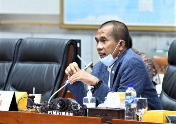 Komisi I Setujui DIM RUU Kerja Sama Indonesia - Ukraina di Bidang Pertahanan 113