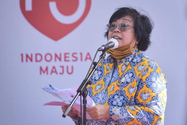 Menteri LHK : Pemerintah Dorong Pembangunan Rendah Karbon 113