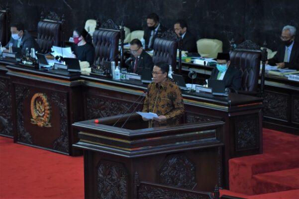 Paripurna DPR Setujui Hasil Evaluasi dan Perubahan Prolegnas Prioritas 2020 113
