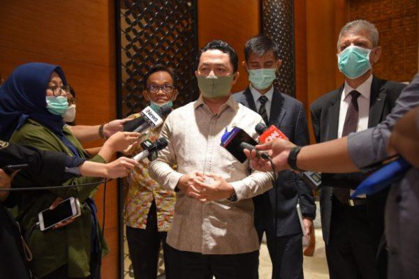 Parlemen Indonesia Terus Suarakan Dukungan Untuk Palestina 113