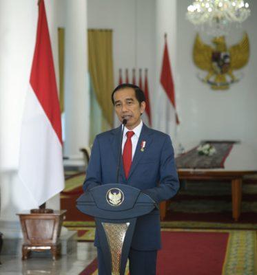 Presiden Ingatkan Capaja TNI-Polri Konsisten Terhadap Pancasila, NKRI, dan Bhinneka Tunggal Ika 113