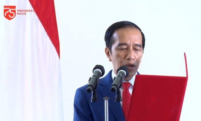 Presiden : Pamong Praja Muda Harus Jadi Penggerak Inovasi dan Motor Reformasi Birokrasi 113