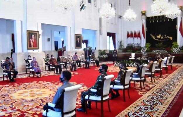 Presiden : Setiap Rupiah dalam APBN Harus Digunakan Secara Tanggung Jawab dan Transparan 113