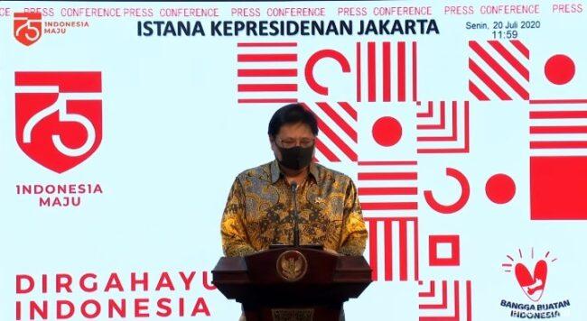 Presiden Tanda Tangani Perpres Penanganan Covid-19 dan Pemulihan Ekonomi Nasional 113