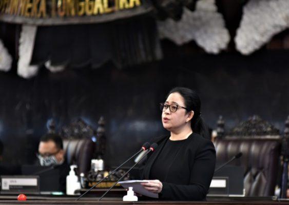 Puan Maharani Akan Pimpin Rapat Paripurna ke-18 101