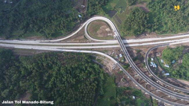 Ruas Tol di Aceh dan Sulut Siap Beroperasi Dukung Pemulihan Ekonomi Nasional 113