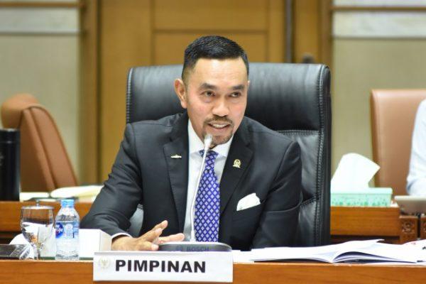 Sahroni Minta Penegak Hukum Cek Kondisi Djoko Tjandra 113