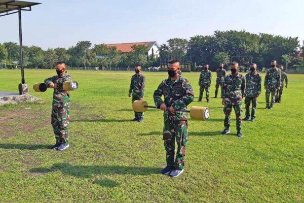 Sebagai Pasukan Pendarat, Yonif 5 Marinir Buktikan Tehnik Dayung Dengan Cepat Dan Tepat Sasaran 113