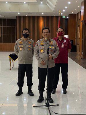 Soal Red Notice Djoko Chandra Hilang, Propam Polri Periksa Sekretaris NCB Interpol 113