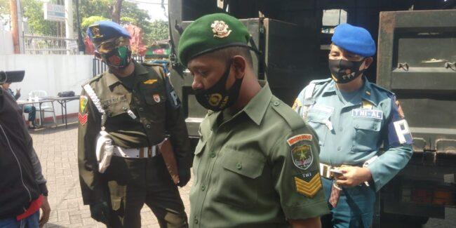 TNI Gadungan Terjaring Razia Oleh Petugas Gabungan Operasi Patuh Jaya 2020 113