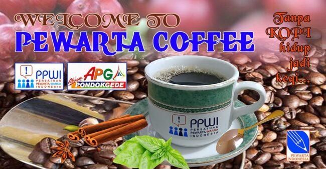 PPWI Segera Launching Pewarta Coffee di Atrium Pondok Gede Bekasi 113