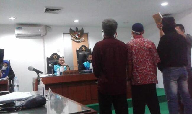 Saksi Sidang Produk PTSL 2018 Tidak Mengetahui Ada Pengukuran dari BPN Jakut 113