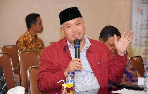 Anggota Komisi IV DPR RI Hamid Noor Yasin