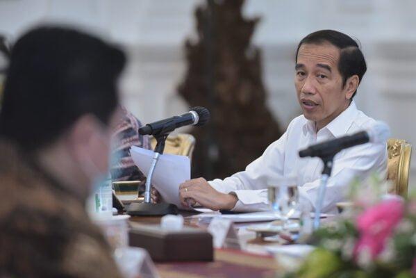 Antisipasi Perubahan, Presiden Berikan 5 Arahan Soal Perencanaan Transformasi Digital 113