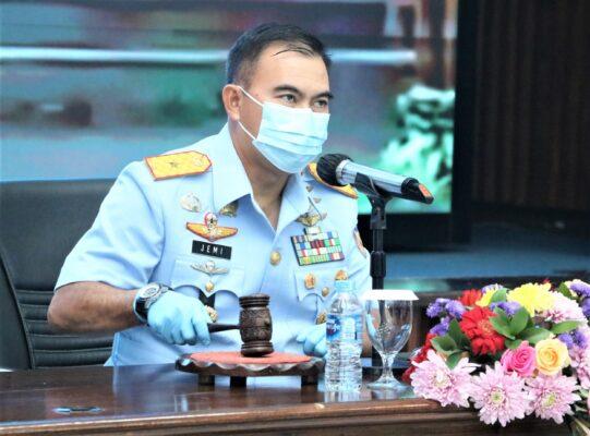 Danseskoau : TNI AU Butuh Perwira Yang Memiliki Kapasitas dan Kapabilitas 113