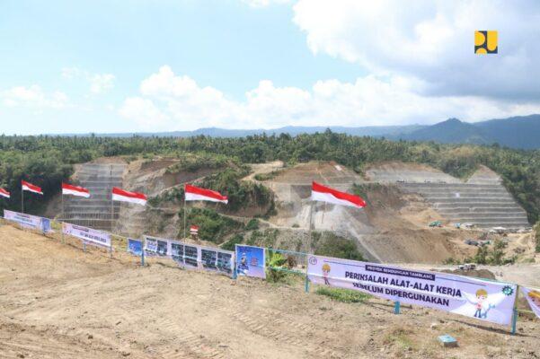 Ditargetkan Selesai 2022, Pemerintah Mulai Bangun Bendungan Tamblang di Kabupaten Bulelang 113