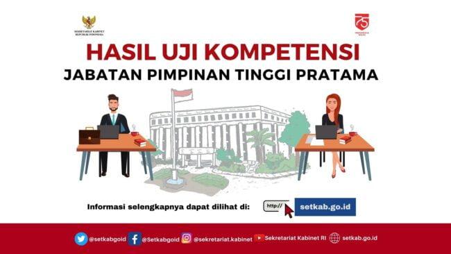 Esok, 24 Peserta JPT Pratama Sekretariat Kabinet Ikuti Seleksi Wawancara 113