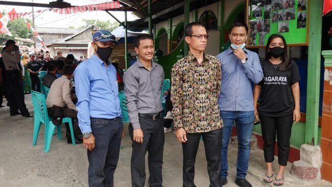 "Sidang Lapangan di Gang Karya Papanggo, BPN Jakut ""Bingung"" Tak Dapat Tunjukan Batas Tanah 115"