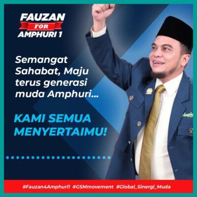Fauzan Kamil, LC, MA Sosok Muda Calon Kuat AMPURHI 104