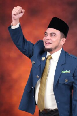 Fauzan Kamil, LC, MA Sosok Muda Calon Kuat AMPURHI 102