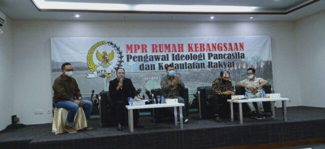 Komite I DPD RI : Tolak Pilkada Desember 2020, KPK Awasi Anggaran Pilkada 113