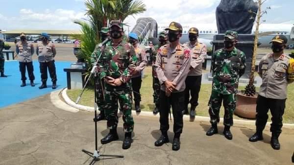 Pernyataan Lengkap Panglima TNI Terkait Hoax Picu Kerusakan Polsek Ciracas 114