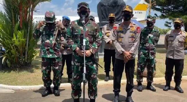 Pernyataan Lengkap Panglima TNI Terkait Hoax Picu Kerusakan Polsek Ciracas 113