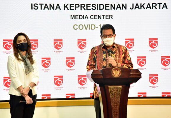 Jubir Satgas Covid-19: Kasus Aktif Indonesia Di Bawah Rata-Rata Dunia 113