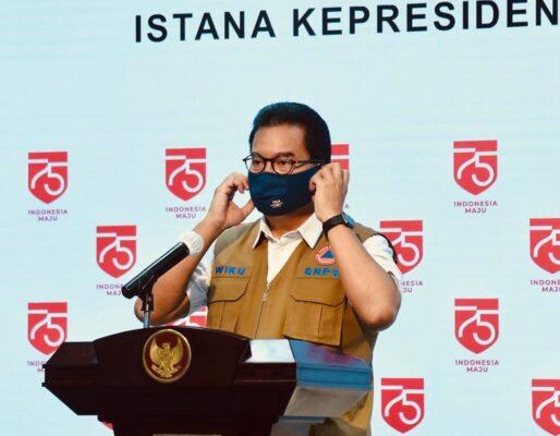Kesembuhan Pasien Covid-19 di Indonesia Tembus 100.000 Orang 113
