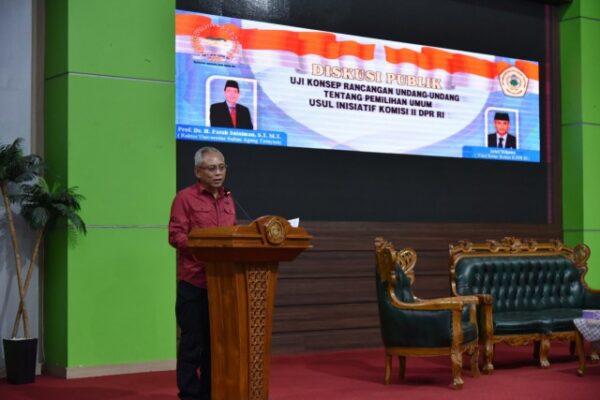 Komisi II DPR Gali Masukan RUU Pemilu dari Akademisi Untirta 113
