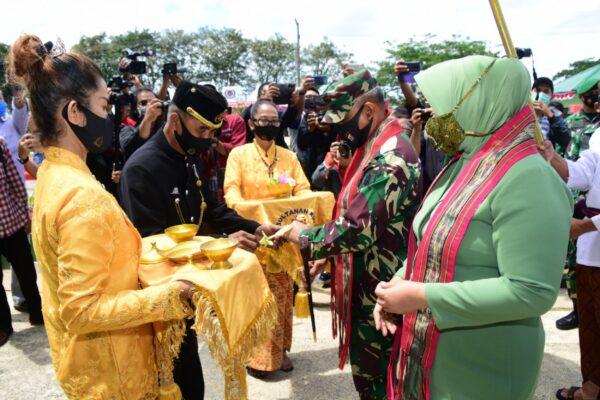Kunjungan Kerja ke Kota Raja, Pangdam Mulawarman Sebut Jajaran Kodim 0906/TGR Kreatif 113