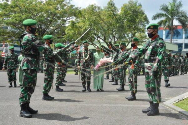 Mayjen TNI Agus Suhardi Resmi Menjadi Warga Kodam II/SWJ 113