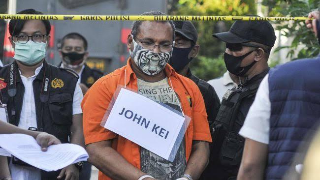 Polisi Serahkan 22 Pelaku Kelompok John Kei ke Kejari 113