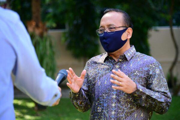 Tepis Isu Perombakan Kabinet, Mensesneg : Presiden Perintahkan Kabinet Fokus Bekerja 113