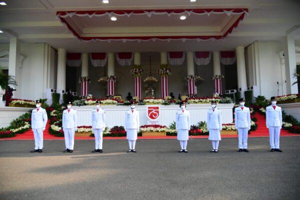 Tim Sabang Akan Kibarkan Merah Putih di Istana Merdeka 113