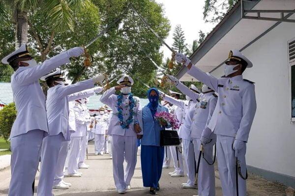 Wisuda Purna Bakti, Wujud Penghormatan Lanal Kendari Atas Jasa Prajurit Selama Berdinas Di TNI AL 113