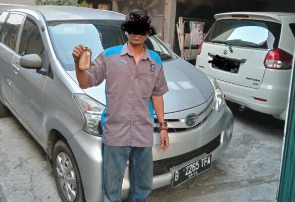 Gelapkan Mobil, Teknisi AC Dilaporkan Polisi 109